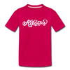 Arkansas Toddler T-Shirt - Hand Lettered Arkansas Toddler Tee