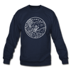 Arkansas Sweatshirt - State Design Arkansas Crewneck Sweatshirt