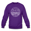 Idaho Sweatshirt - State Design Idaho Crewneck Sweatshirt