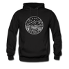 Idaho Hoodie - State Design Unisex Idaho Hooded Sweatshirt