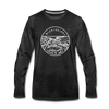 Mississippi Long Sleeve T-Shirt - State Design Unisex Mississippi Long Sleeve Shirt