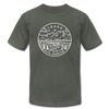 Idaho T-Shirt - State Design Unisex Idaho T Shirt