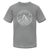 New Mexico T-Shirt - State Design Unisex New Mexico T Shirt - slate