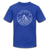New Mexico T-Shirt - State Design Unisex New Mexico T Shirt - royal blue
