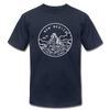 New Mexico T-Shirt - State Design Unisex New Mexico T Shirt - navy