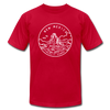 New Mexico T-Shirt - State Design Unisex New Mexico T Shirt - red