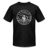 Texas T-Shirt - State Design Unisex Texas T Shirt - black