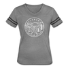 Alabama Women's Vintage Sport T-Shirt - State Design Women's Alabama Shirt