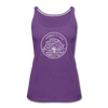 Connecticut Women's Tank Top - State Design Women's Connecticut Tank Top