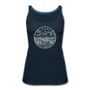 Idaho Women's Tank Top - State Design Women's Idaho Tank Top