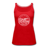Mississippi Women's Tank Top - State Design Women's Mississippi Tank Top