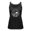 South Carolina Women's Tank Top - State Design Women's South Carolina Tank Top