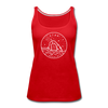 Utah Women's Tank Top - State Design Women's Utah Tank Top