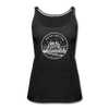 Washington Women's Tank Top - State Design Women's Washington Tank Top