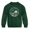 South Carolina Youth Sweatshirt - State Design Youth South Carolina Crewneck Sweatshirt