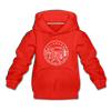 Alabama Youth Hoodie - State Design Youth Alabama Hooded Sweatshirt