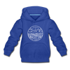Idaho Youth Hoodie - State Design Youth Idaho Hooded Sweatshirt