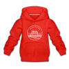 Washington Youth Hoodie - State Design Youth Washington Hooded Sweatshirt