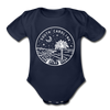 South Carolina Baby Bodysuit - Organic State Design South Carolina Baby Bodysuit