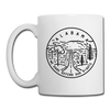 Alabama Camp Mug - State Design Alabama Mug