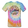 New Jersey Tie-Dye T-Shirt - State Design New Jersey Unsex T Shirt