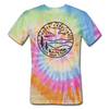 North Carolina Tie-Dye T-Shirt - State Design North Carolina Unsex T Shirt