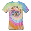 South Dakota Tie-Dye T-Shirt - State Design South Dakota Unsex T Shirt