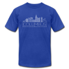 Columbus, Ohio T-Shirt - Skyline Unisex Columbus T Shirt