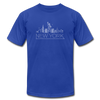 New York T-Shirt - Skyline Unisex New York T Shirt