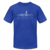 Oklahoma City, Oklahoma T-Shirt - Skyline Unisex Oklahoma City T Shirt