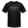 Savannah, Georgia T-Shirt - Skyline Unisex Savannah T Shirt