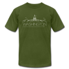 Washington DC T-Shirt - Skyline Unisex Washington DC T Shirt