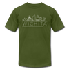 Wichita, Kansas T-Shirt - Skyline Unisex Wichita T Shirt