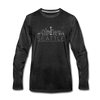 Seattle, Washington Long Sleeve T-Shirt - Skylines Unisex Seattle Long Sleeve Shirt