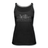 Birmingham, Alabama Women's Tank Top - Skyline Women's Birmingham Tank Top