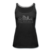 Memphis, Tennessee Women's Tank Top - Skyline Women's Memphis Tank Top