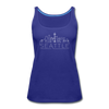 Seattle, Washington Women's Tank Top - Skyline Women's Seattle Tank Top