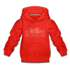 Birmingham, Alabama Youth Hoodie - Skyline Youth Birmingham Hooded Sweatshirt