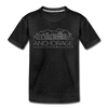 Anchorage, Alaska Youth T-Shirt - Skyline Youth Anchorage Tee