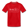 Charleston, South Carolina Youth T-Shirt - Skyline Youth Charleston Tee