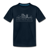 Memphis, Tennessee Youth T-Shirt - Skyline Youth Memphis Tee