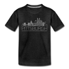 Pittsburgh, Pennsylvania Youth T-Shirt - Skyline Youth Pittsburgh Tee