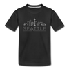 Seattle, Washington Youth T-Shirt - Skyline Youth Seattle Tee