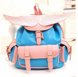 Cherub Winged Large Backpack