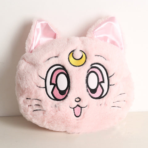 Plush Luna Shoulder Bag