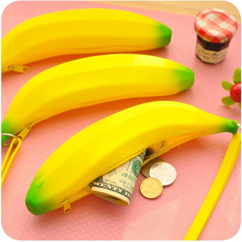 It's Bananas! Coin and Pencil case