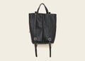 Square Backpack Black