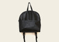 Round Backpack Black