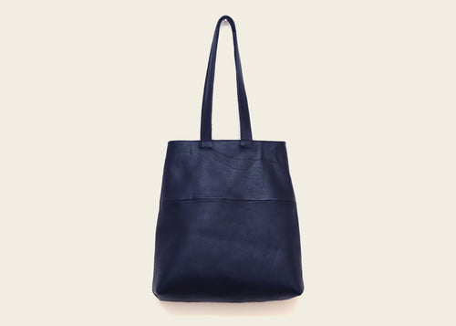 Big Tote Dark Blue