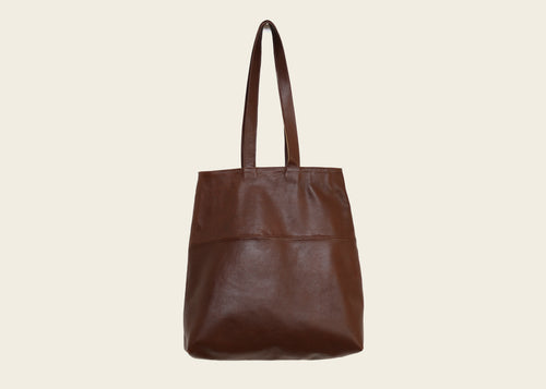 Big Tote Brown